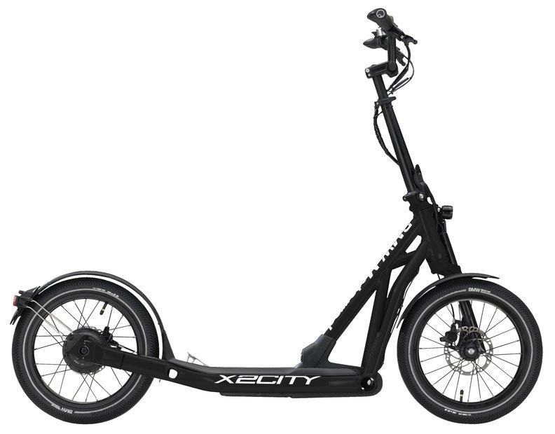 : BMW  X2City Schwarz