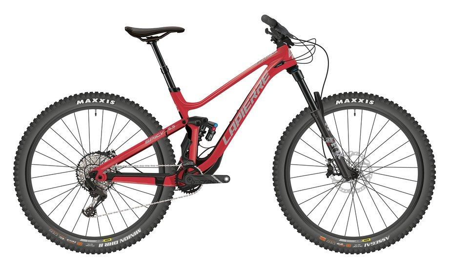 Fahrräder/Mountainbikes: Lapierre  Spicy CF 6.9 Rot Modell 2021