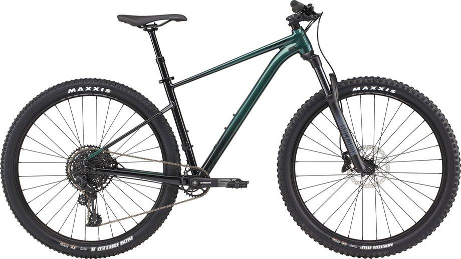 Fahrräder/Mountainbikes: Cannondale  Trail SE 2 Grün Modell 2021