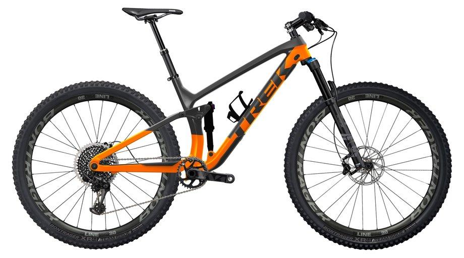 Fahrräder/Mountainbikes: Trek  Fuel EX 9.7 Grau Modell 2021