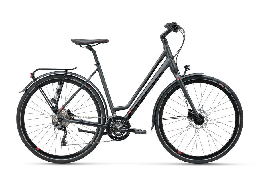 Fahrräder/Crossbikes: Koga  F3 5.0 Schwarz Modell 2020