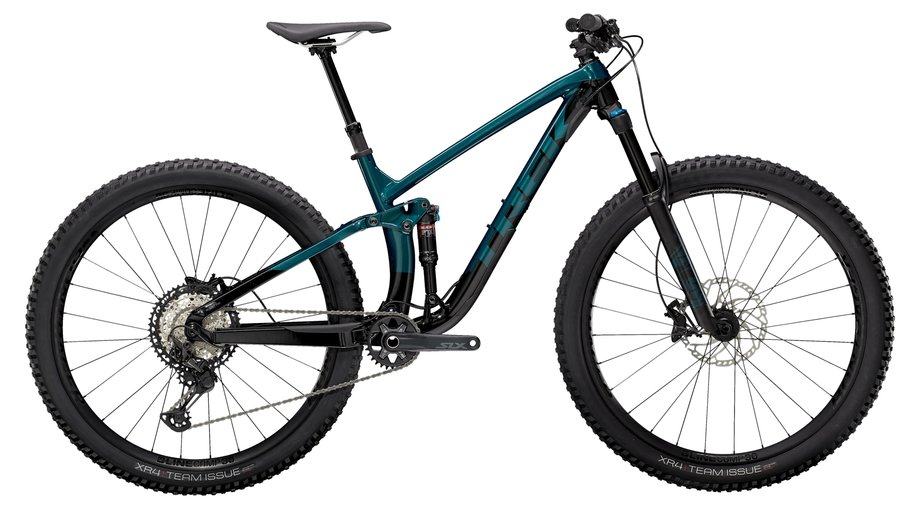 Fahrräder/Mountainbikes: Trek  Fuel EX 8 XT Grün Modell 2021