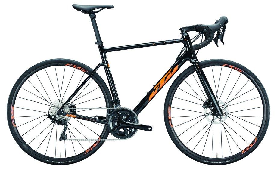 Fahrräder/rennräder: KTM  Revelator Alto Pro Schwarz Modell 2021