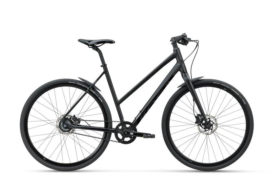 Fahrräder/Crossbikes: Koga  SuperMetro Schwarz Modell 2020