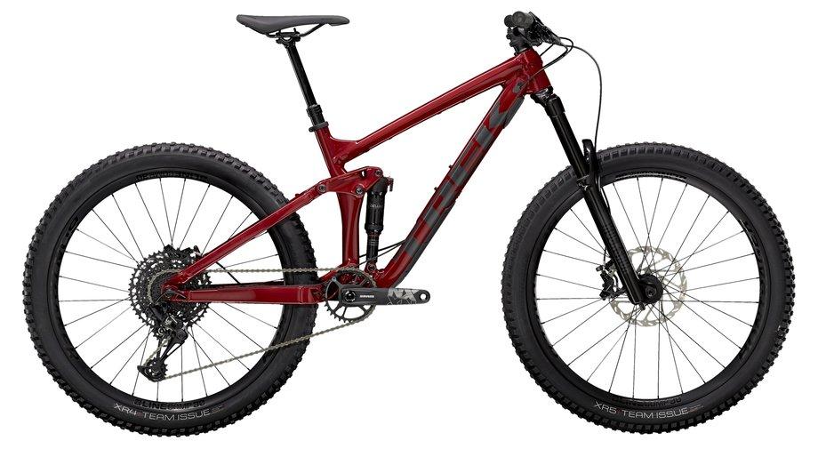 Fahrräder/Mountainbikes: Trek  Remedy 7 Rot Modell 2021