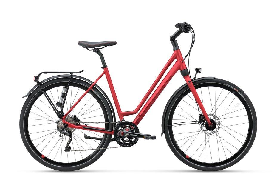 Fahrräder/Crossbikes: Koga  F3 5.0 Rot Modell 2020