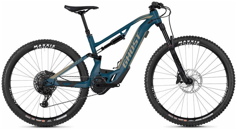 Ghost Hybride ASX 2.7+ AL U Blau Modell 2020