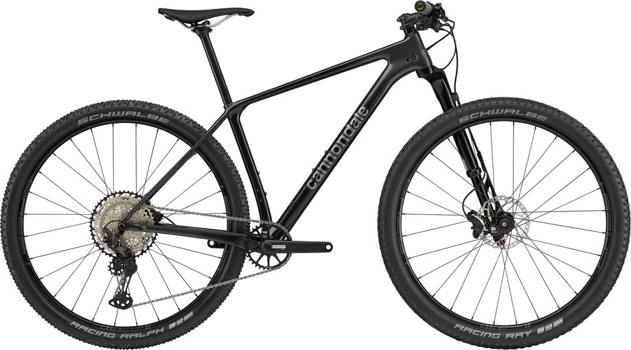 Cannondale F Si Carbon 3 Mountainbike Schwarz Modell 2021