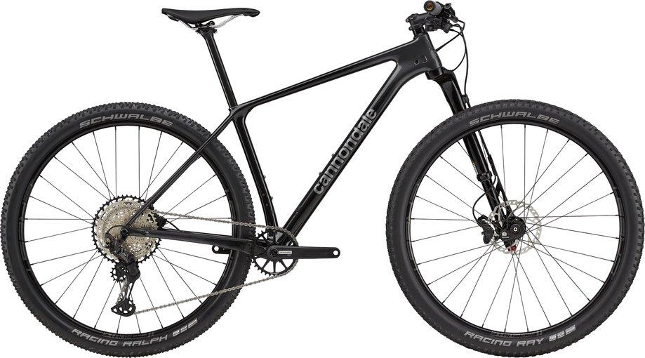 Fahrräder/Mountainbikes: Cannondale  F-Si Carbon 3 Schwarz Modell 2021