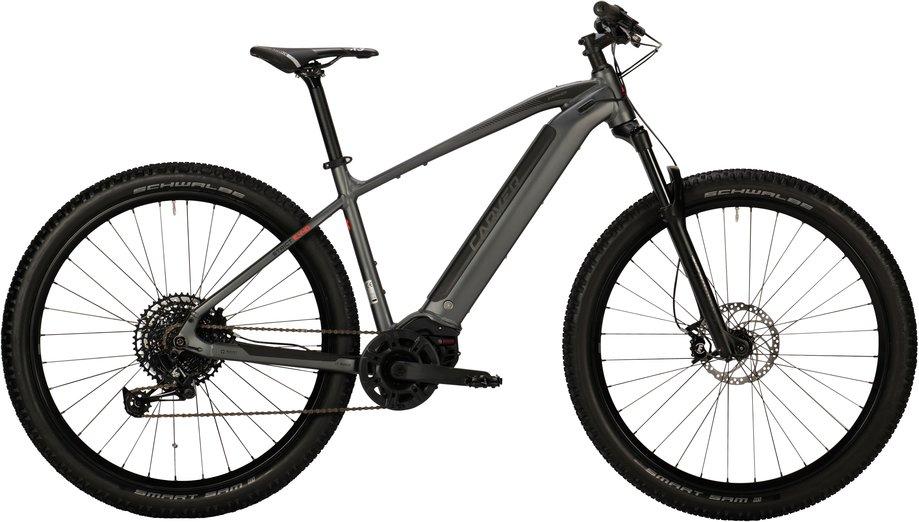 E-Bikes/e-bike: Carver  Strict E440 Grau Modell 2021