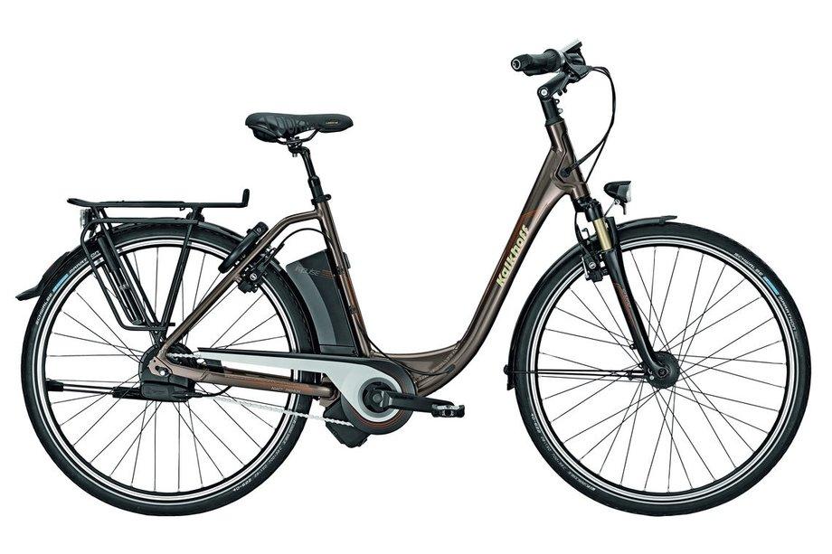 Kalkhoff Agattu Premium Impulse 360H E Bike Bronze Modell Auslaufmodell