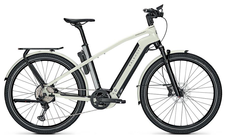 Kalkhoff Endeavour 7.B Advance E Bike Schwarz Modell 2021