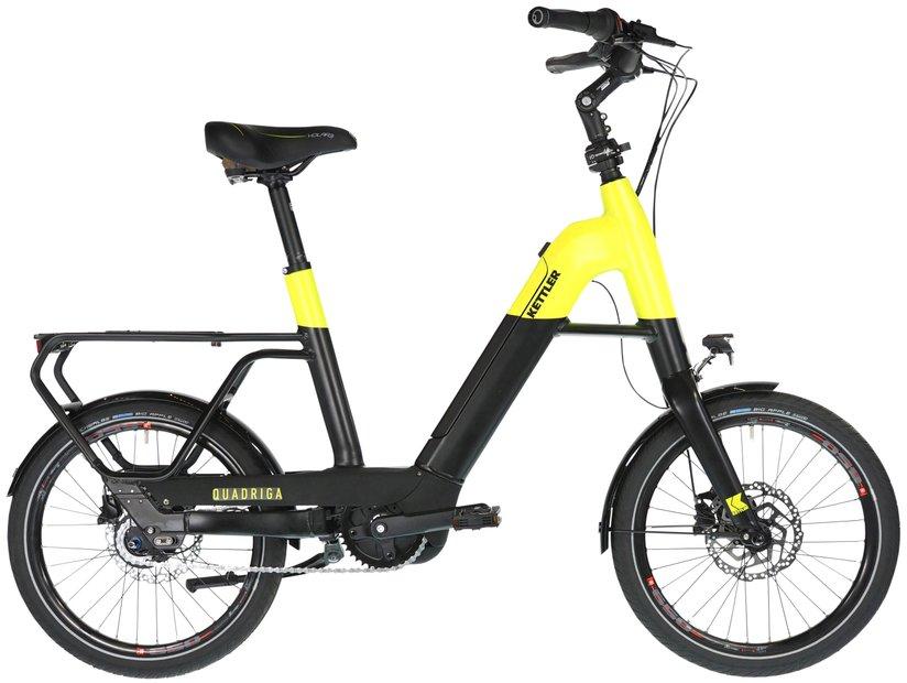 Kettler Quadriga Cityhopper FL E-Bike Grün Modell 2019*