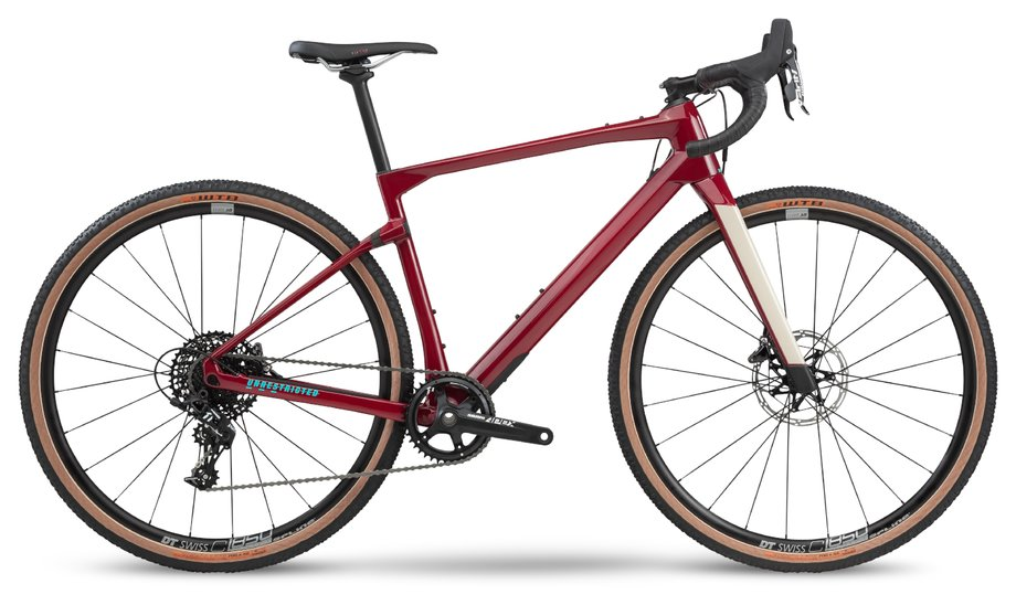 BMC UnReStricted Four Rot Modell 2020