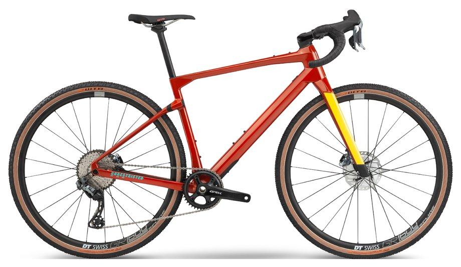 Fahrräder/rennräder: BMC  UnReStricted Two Rot Modell 2020