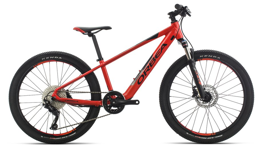 Orbea eMX 24 Rot Modell 2020