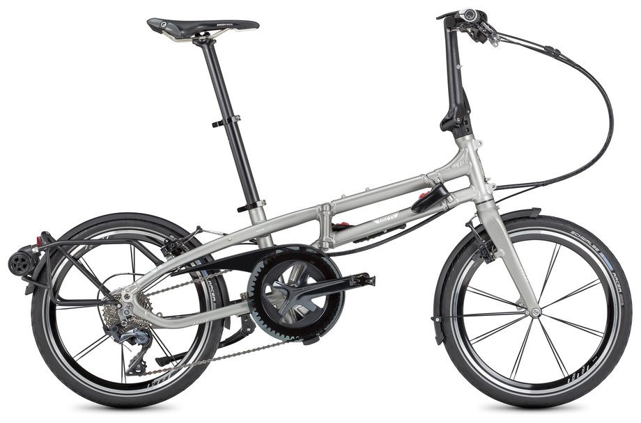 Tern BYB S11 Silber Modell 2021