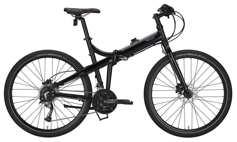 Fahrräder/klappräder: Tern  Joe P27 Schwarz Modell 2021