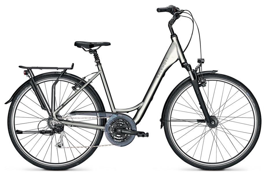 Kalkhoff Agattu 24 Grau Modell 2021