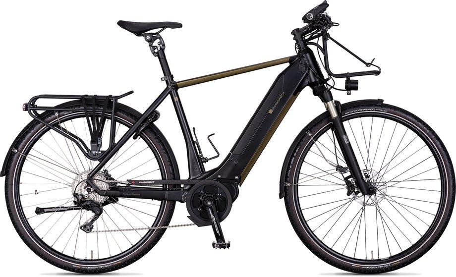 E-Bike Manufaktur 19Zehn Schwarz Modell 2018