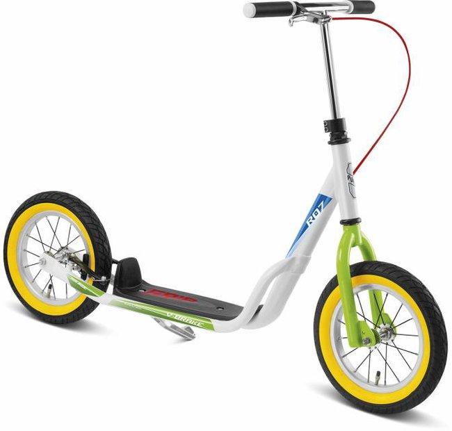 Kinderfahrrad - Puky R 07 L Roller Weiß Modell 2020 - Onlineshop