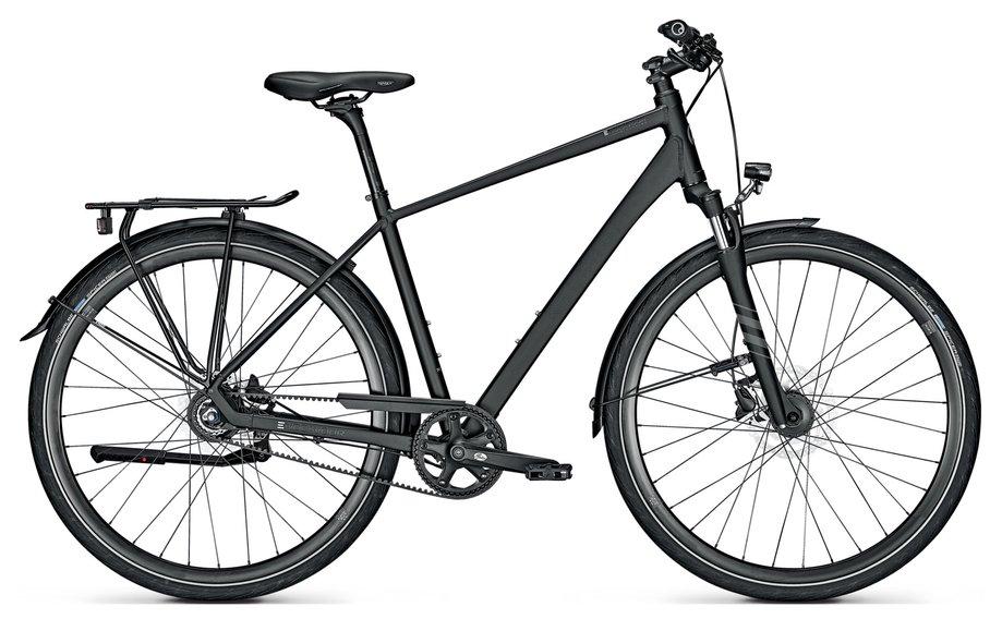 Fahrräder/citybike: Kalkhoff  Endeavour 8 Schwarz Modell 2021