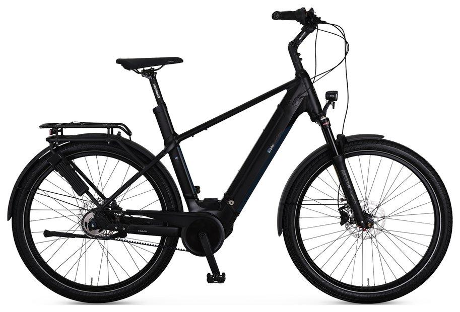 E-Bikes/e-bike: E-Bike Manufaktur  5NF Schwarz Modell 2021
