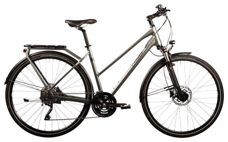 Fahrräder/trekkingräder: Carver  Route 140 Grau Modell 2021
