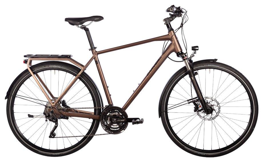 Fahrräder/trekkingräder: Carver  Route 150 Braun Modell 2021