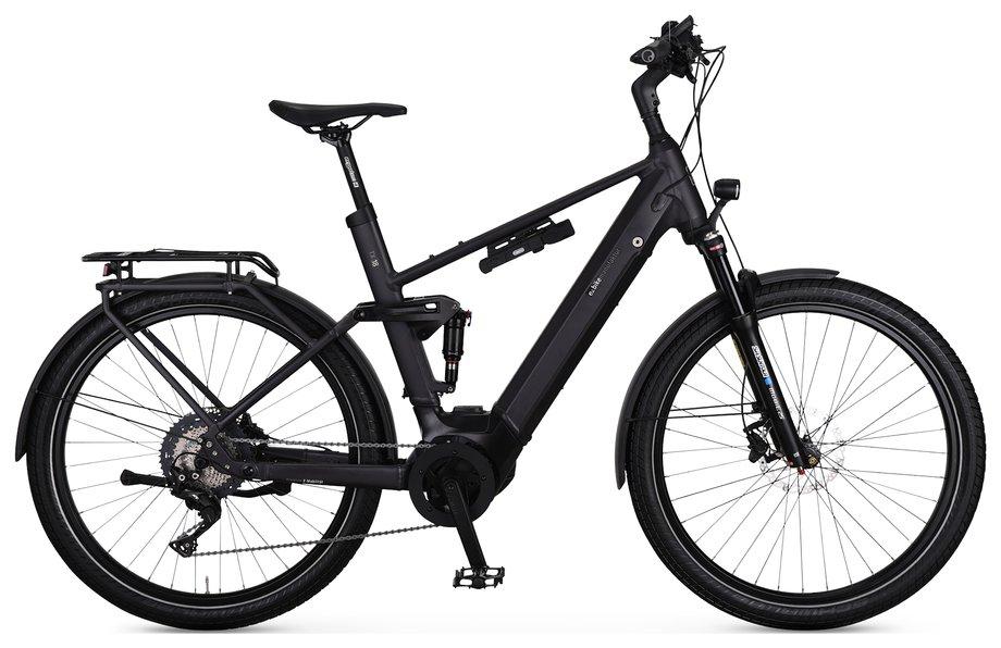 E-Bikes/e-bike: E-Bike Manufaktur  TX18 Grau Modell 2021