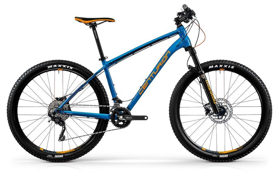 Centurion Backfire Pro 600 Blau Modell 2019