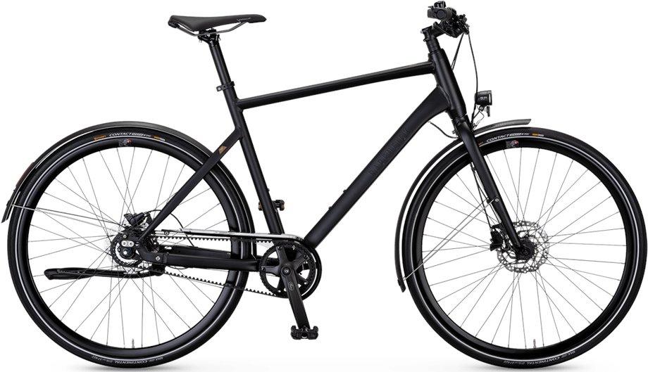 Fahrräder/Crossbikes: Rabeneick  TX7 Schwarz Modell 2021