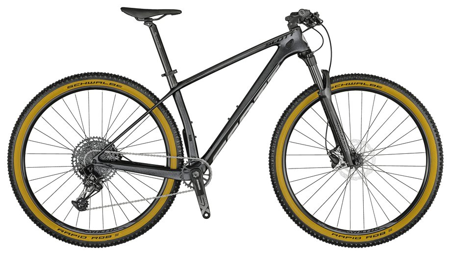 Scott Scale 940 Mountainbike Schwarz Modell 2021