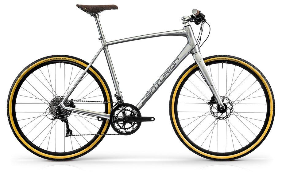Centurion City Speed 500 Silber Modell 2019