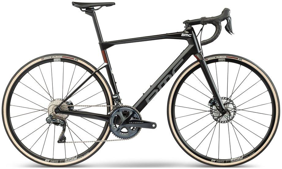 Fahrräder/rennräder: BMC  Roadmachine Two Schwarz Modell 2021