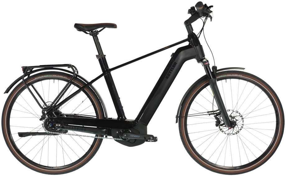 Stromer E-Bike Kettler Quadriga SUV Urban auf elektro-fahrzeug-kaufen.de ansehen