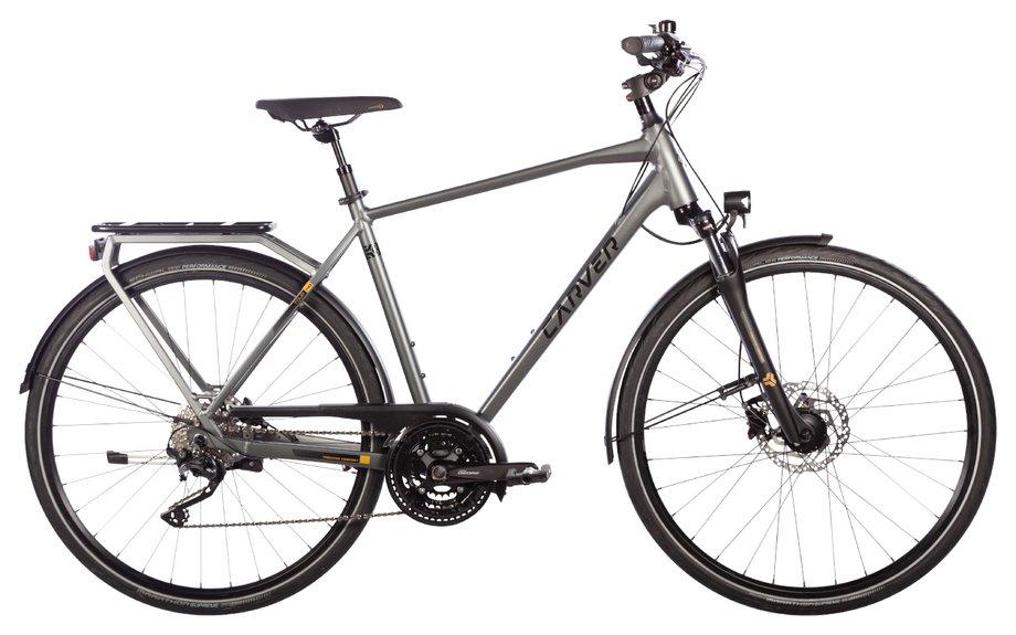 Fahrräder/trekkingräder: Carver  Tour 140 Grau Modell 2021