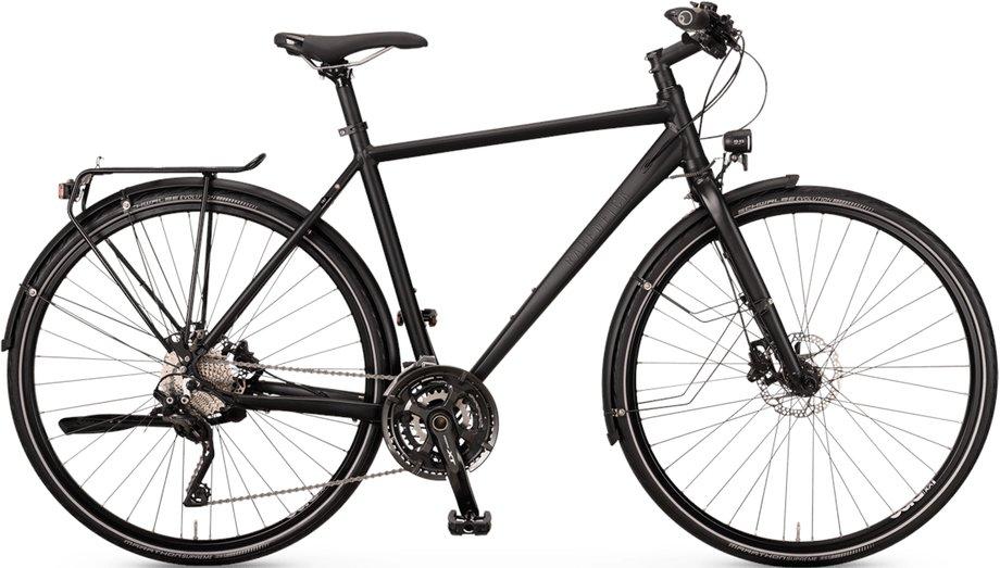 Fahrräder/trekkingräder: Rabeneick  TS7 Schwarz Modell 2021