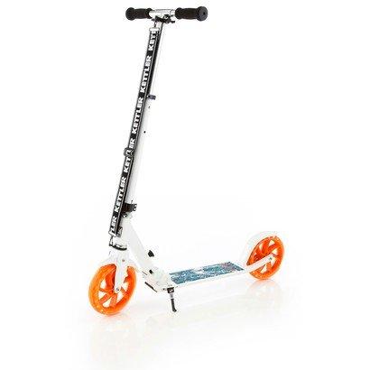 Roller - Kettler Scooter Zero 8 Authentic Blue Roller Weiß Modell 2016 - Onlineshop