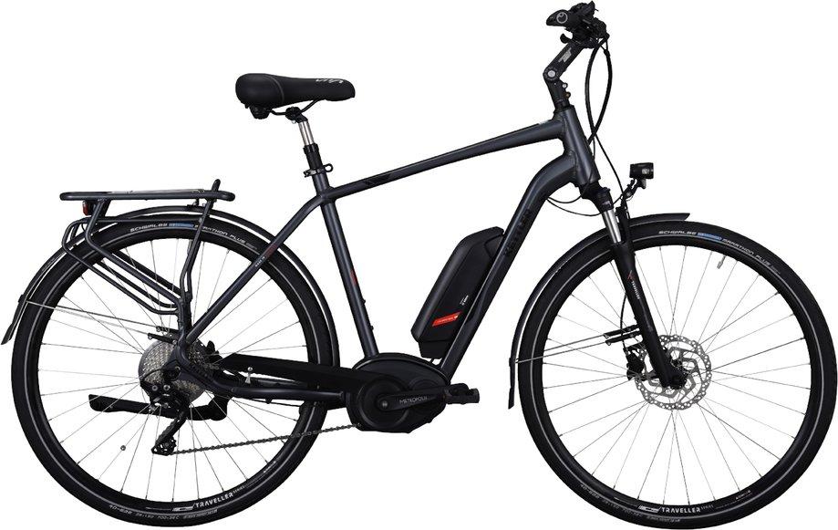 Kettler Traveller E Gold E-Bike Grau Modell 2019
