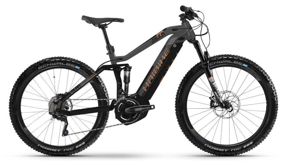 Haibike Sduro FullSeven 6.0 E-Bike Schwarz Modell 2019*