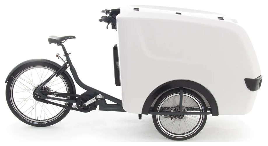 Fahrräder/lastenfahrräder: Babboe  Pro Trike XL Grau Modell 2021