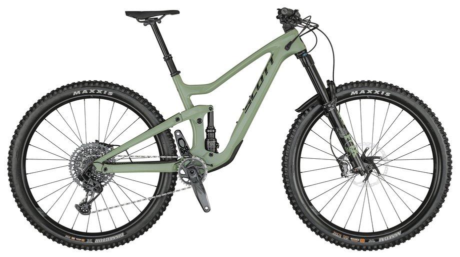 Scott Ransom 910 Mountainbike Grün Modell 2021