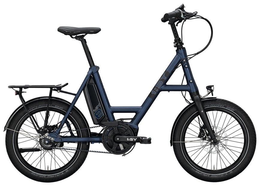 E-Bikes/e-bike: ISY  DrivE N3.8 ZR Blau Modell 2021