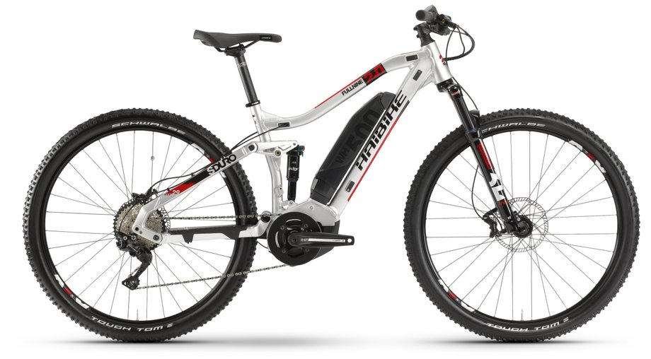 Haibike SDURO FullNine 2.0 E-Bike Silber Modell 2020