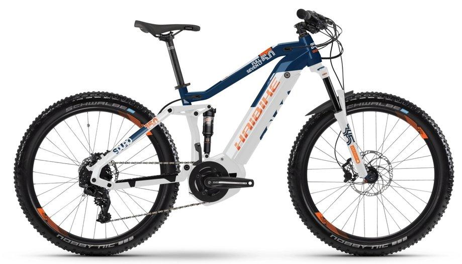 Haibike Sduro FullSeven LT 5.0 E-Bike Weiß Modell 2019*