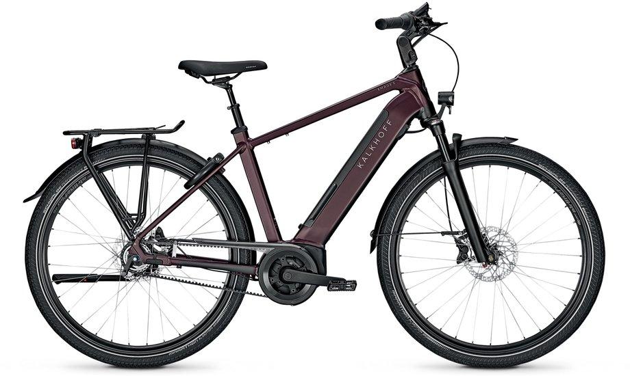 E-Bikes/e-bike: Kalkhoff  Image 5.B Advance + Rot Modell 2021