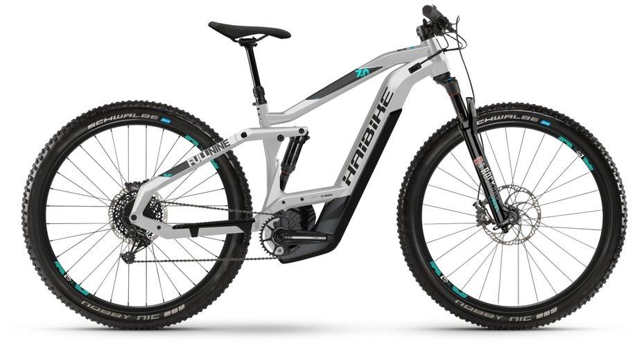E-Bikes/e-bike: Haibike  SDURO FullNine 7.0 Schwarz Modell 2020