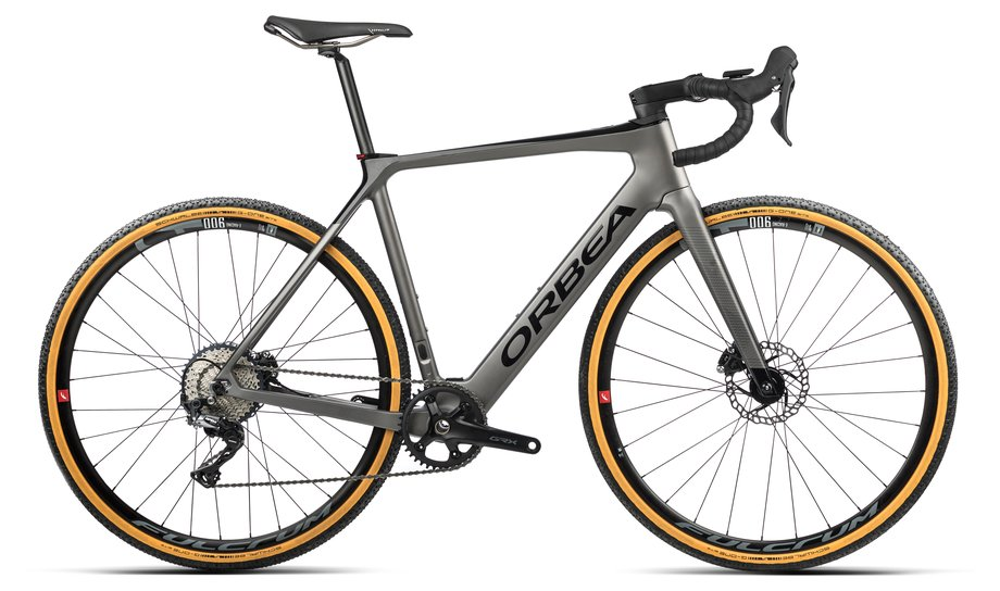 E-Bikes/e-bike: Orbea  Gain M30 1X Silber Modell 2021