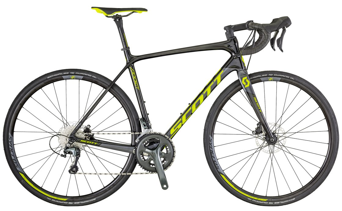 Scott Addict 30 Disc - 2018 - 28 Zoll - Diamant